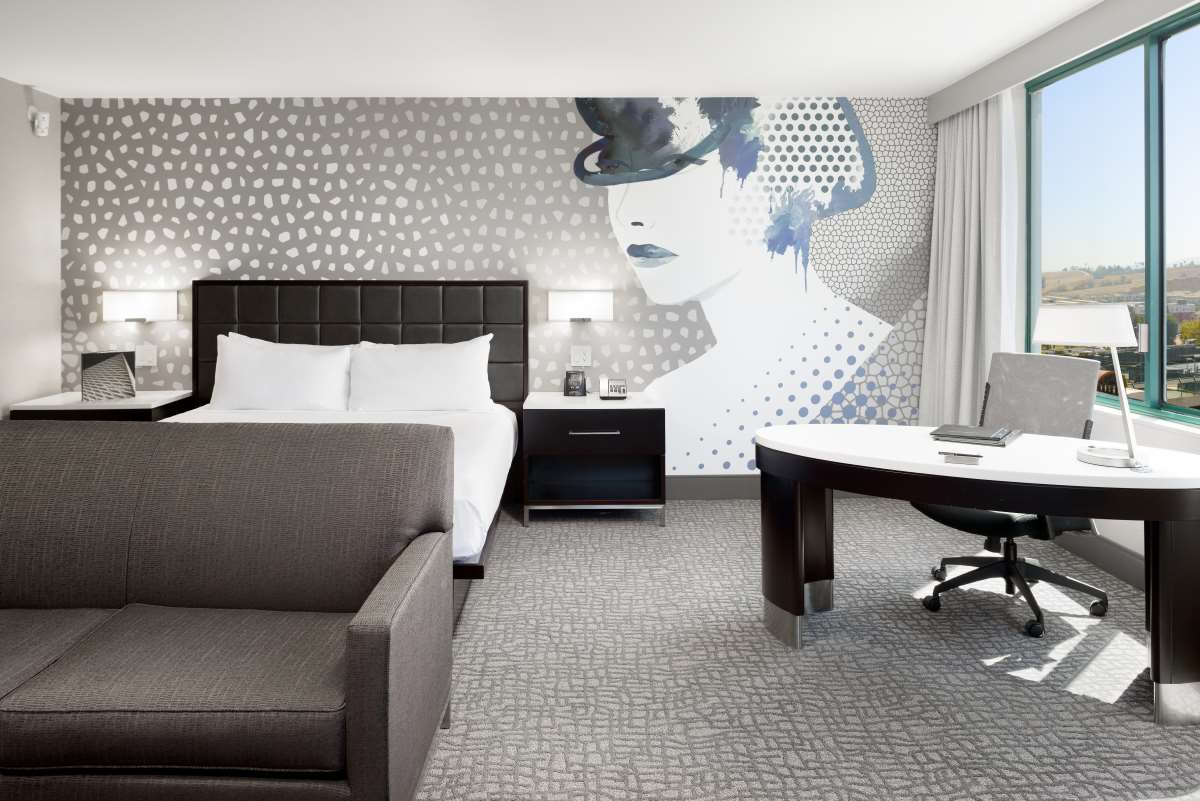 Access Woodland Hills >> Executive Rooms Archives Hilton Woodland Hills Los Angeles
